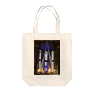 マリアさま… Tote bags