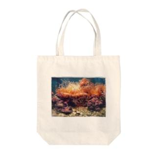 SANGOSHO Tote bags