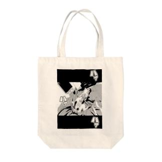しばさん Tote bags