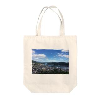 I LOVE Onomichi Tote bags