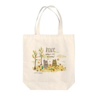 PICNIC Tote bags