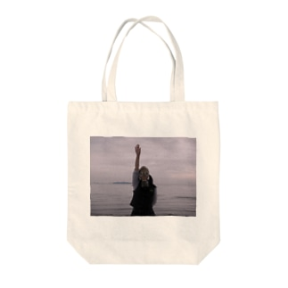 覆面少女 Tote bags