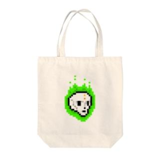 Skull of Zotar  Tote bags