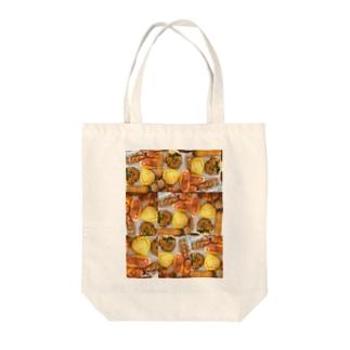 らぶぱん Tote bags