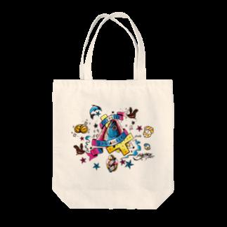 MCmartのS▲B▲tO(15SS/u-no) Tote bags