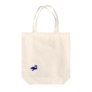 えらすもさうるす(恐竜シリーズNo1・ワンポイント) Tote bags