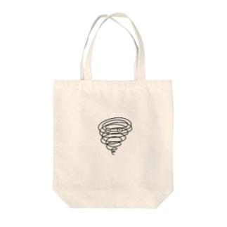 はりけーん Tote bags
