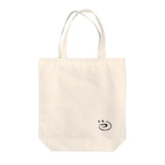 ひらがなんシリーズ『つっちー』 Tote bags
