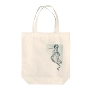 ラプンツェル Tote bags