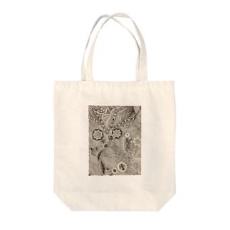 ZAWA ZAWA Tote bags