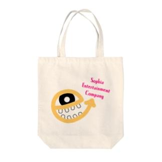 Sophia Entertainment Company Tote bags