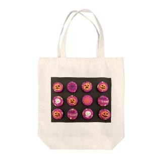 ハロウィン♡ Tote bags