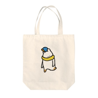 boy しろくまくん Tote bags