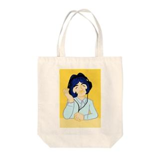 ふうさんのボサノバ Tote bags