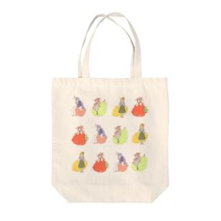 Rough TEA-PARTY Tote Bag