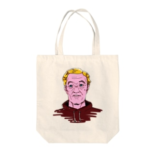 おじいさんおじさん Tote bags