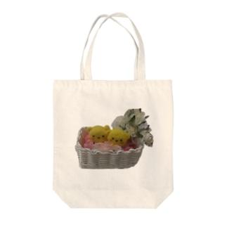 ウェディングマ☆ Tote bags