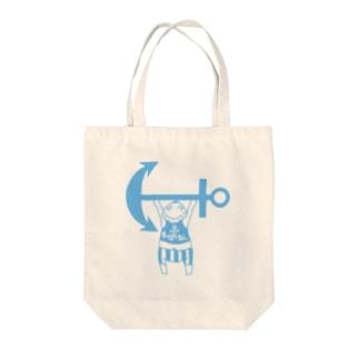 すーぱーまん(B)夏 Tote bags