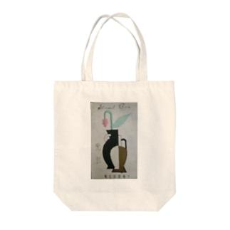 レトロTOKIO スタンド光江 Tote bags