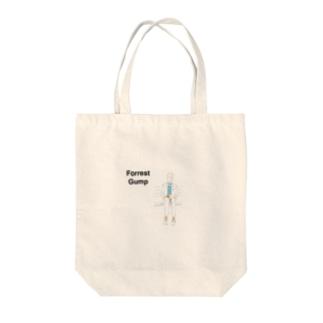 フォレストガンプ-パロディ- Tote bags