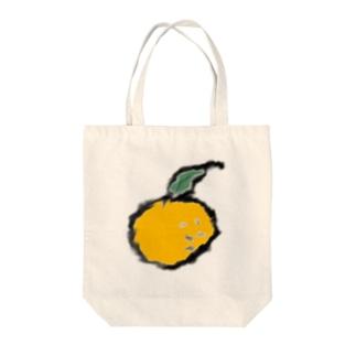 筆柚子 Tote bags