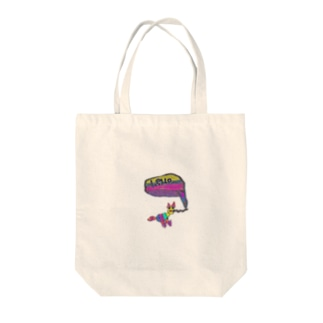 heLLo キャット Tote bags