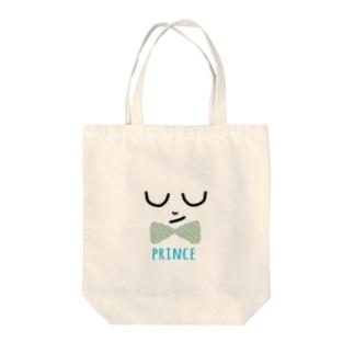prince Tote bags