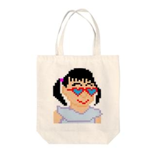 littlegirl Tote bags