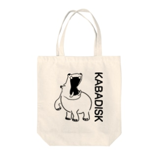 KABADISK Tote bags