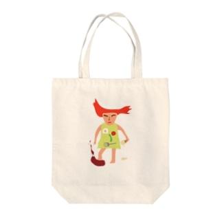 はんこうきgirl Tote bags