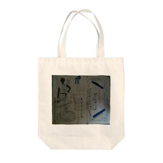 レトロTOKIO アルゼンチンタンゴS Tote bags
