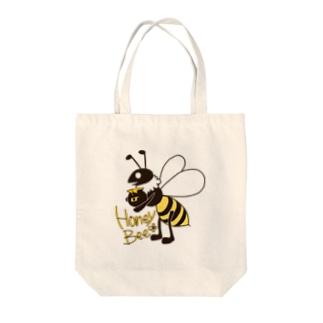 Honey Bee Tote bags