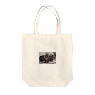 Snoopy and shek hard lung  Tote bags