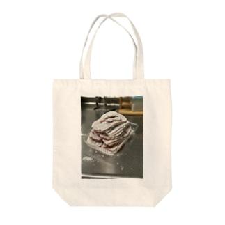 大葉とチーズのミルフィーユカツ Tote bags