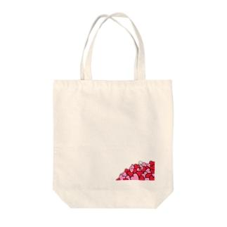 恋に溺れる青年 Tote bags
