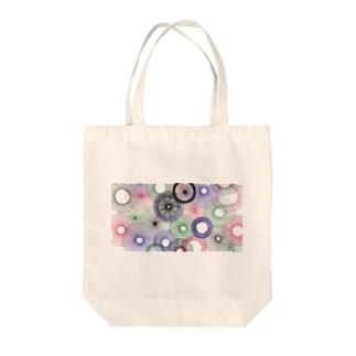 Circle Tote bags
