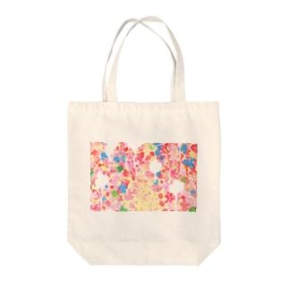 haruca art design02 Tote bags