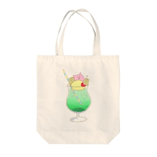 もんちクリームソーダ Tote Bag
