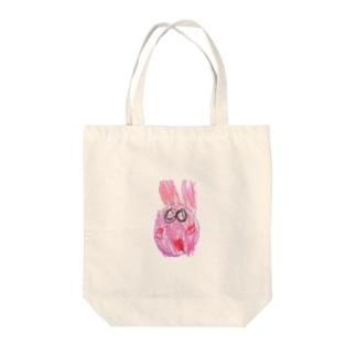 うさぎのメイコちゃん Tote bags