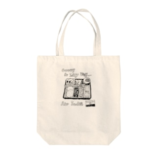 inflight meal☆Air India Tote bags