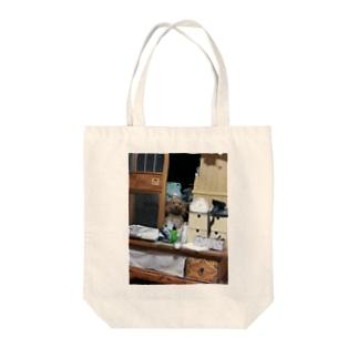 うちの愛犬 Tote bags