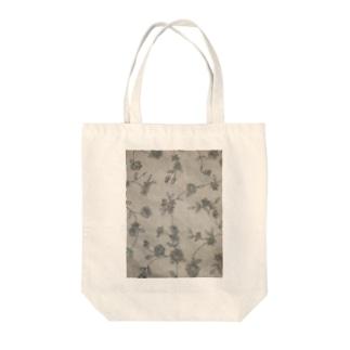 リネンの森 Tote bags