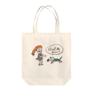 Shall We ダンス? Tote bags