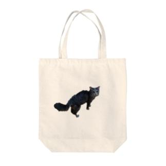 コジロー Tote bags