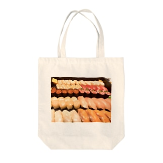 All I need is Sushi. Tote bags