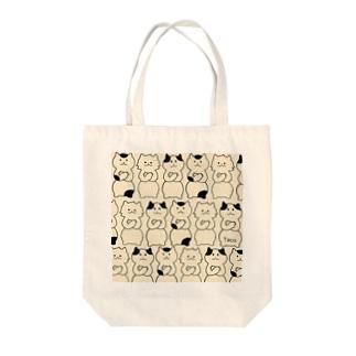 クロウズ Tote bags