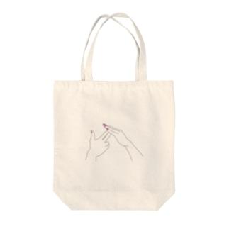 TJ 七五三掛龍也ver Tote bags