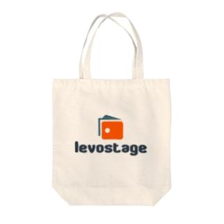 レヴォステージ Tote bags