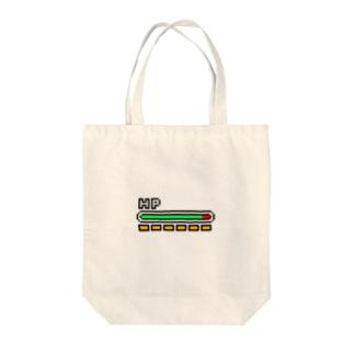 HPゲージ Tote bags