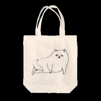 アコルのクイーンねこ Tote bags